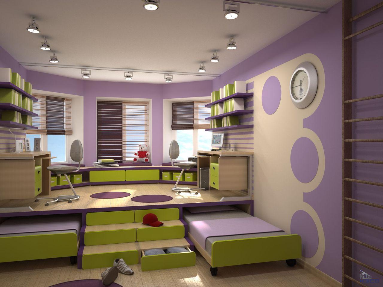 Как сделать организацию комнаты