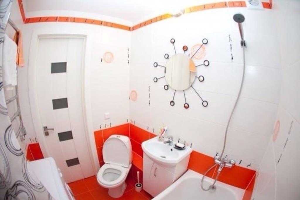 Ванная комната в хрущевке дизайн маленькая