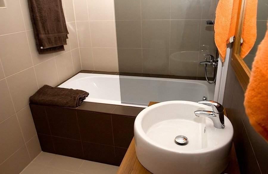 Ванна 4 кв. м