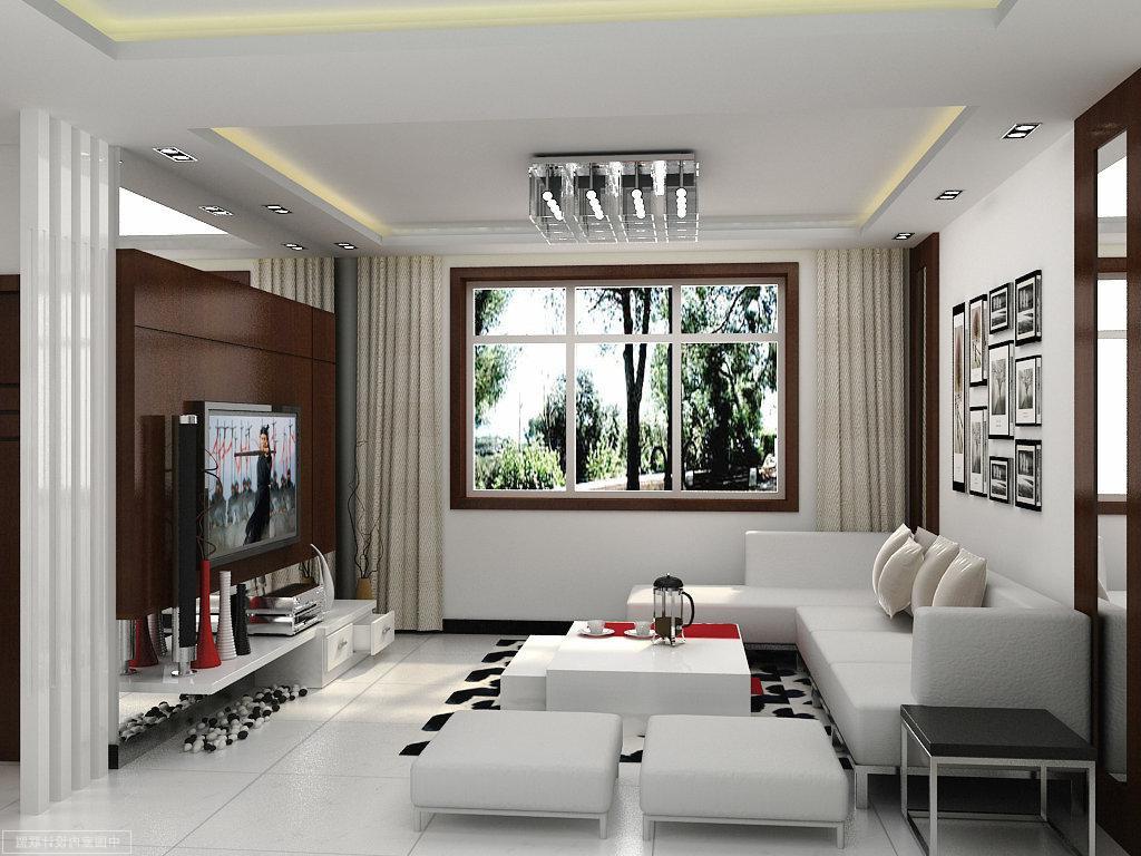 Вариант дизайна интерьера гостиной 20 кв.м