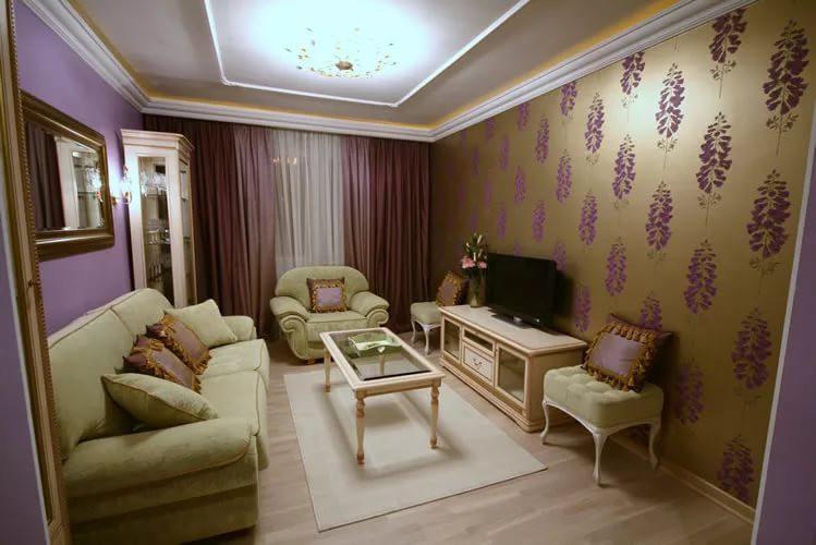 Выбор стилистики для гостинной 15 кв.ь