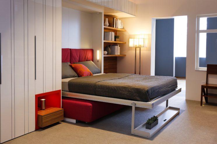 Гостиная 15 кв.м спальня и рабочее место