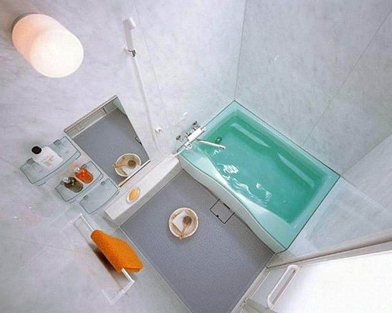 Дизайн ванны без туалета