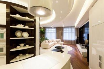 Разработка дизайна интерьера квартиры в новостройке
