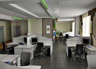 Дизайн интерьера офиса: создаем идеальные условия для работы