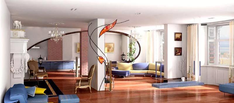 Дизайн квартиры в новостройке
