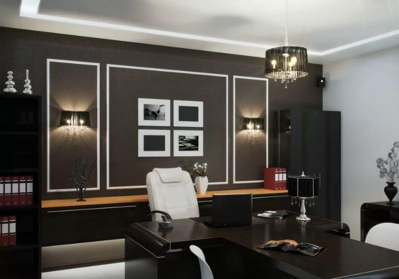 Дизайн офиса директора