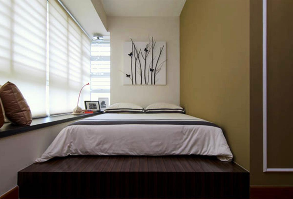 Дизайн спальни на балконе в хрущевке