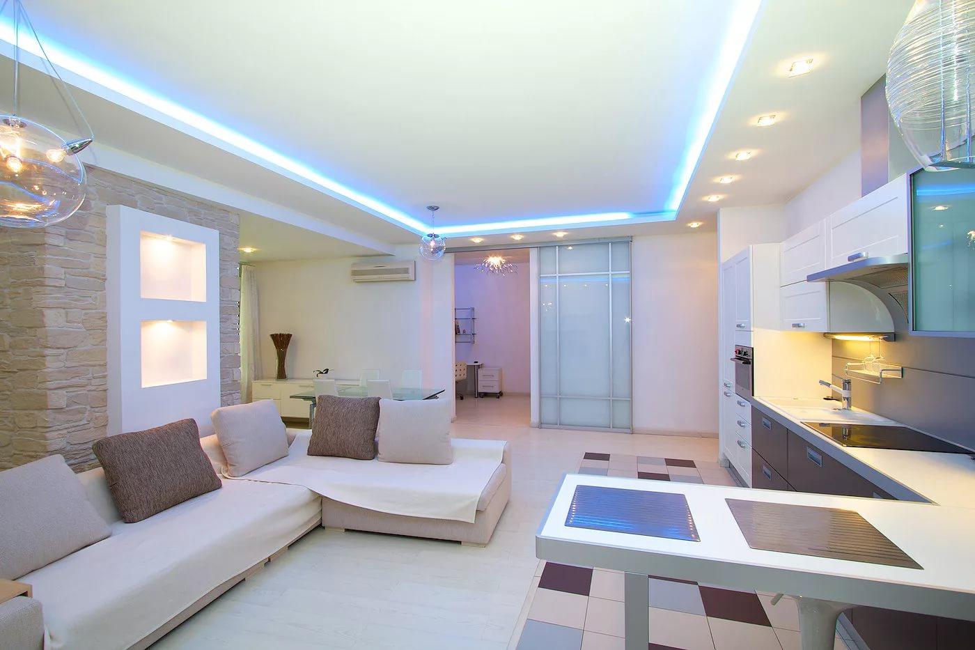 Декорирование и аксессуары квартиры в новостройке