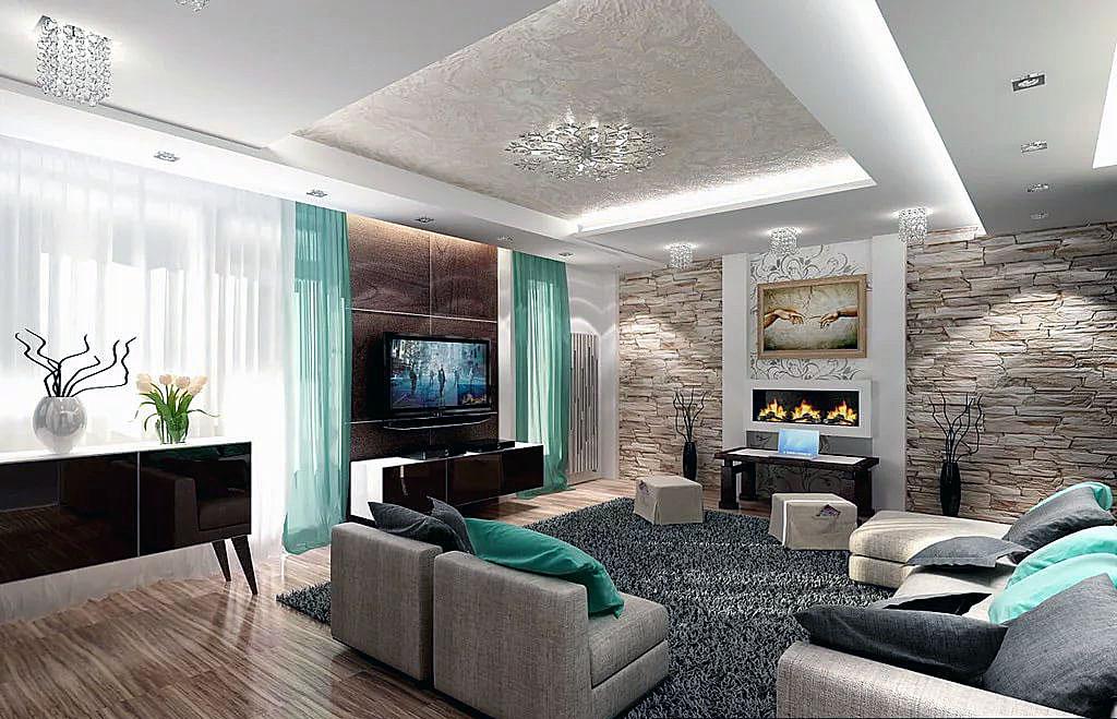 Как выбрать стиль оформления для гостиной 20 кв.м