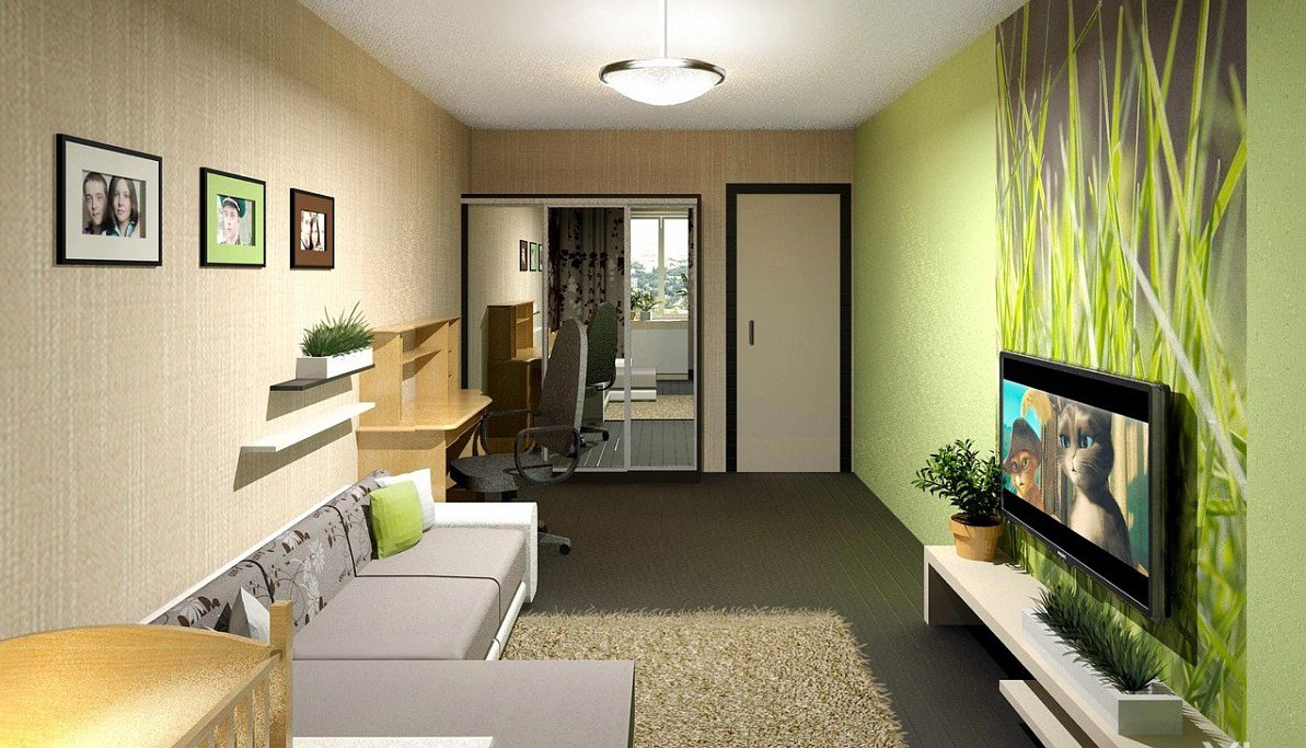 Ковер в гостиной 15 кв.м