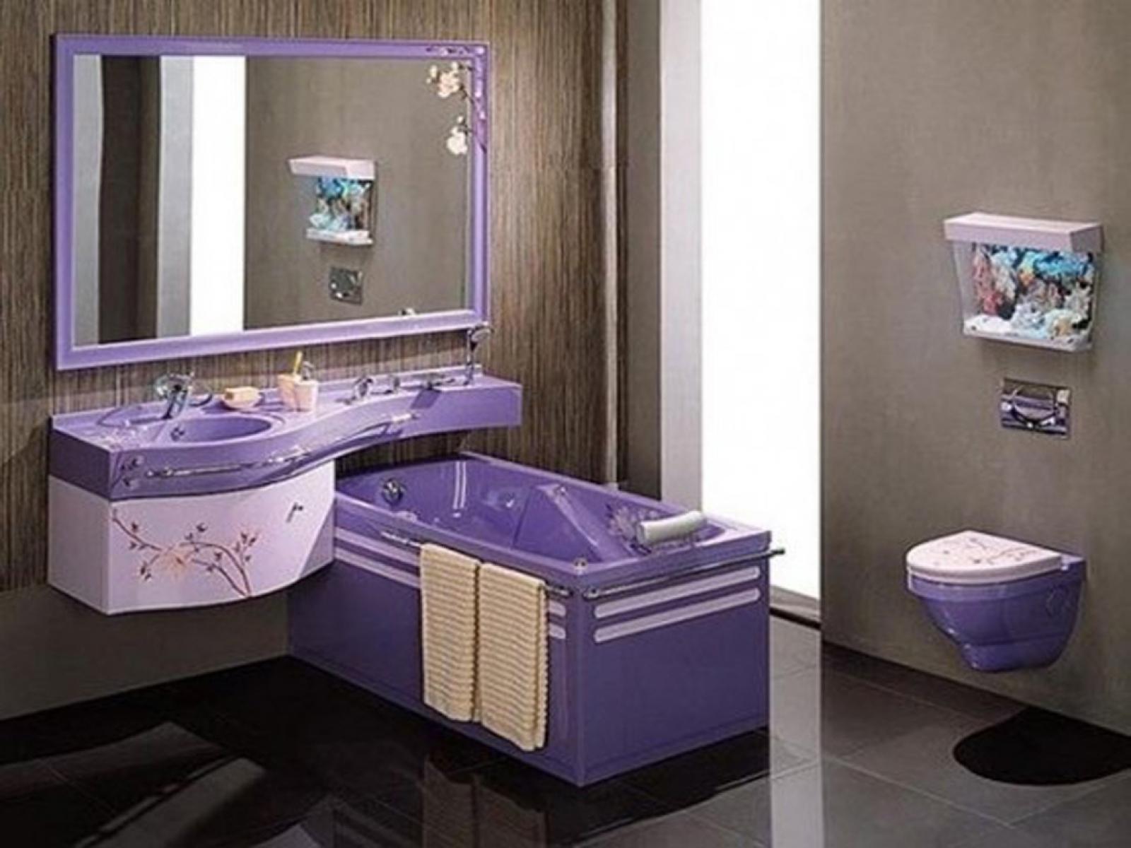 Композитная сантехника в ванной из материалов, которые не царапаются
