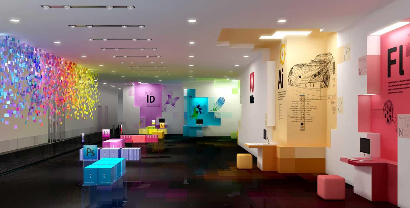 Концепция дизайна офиса