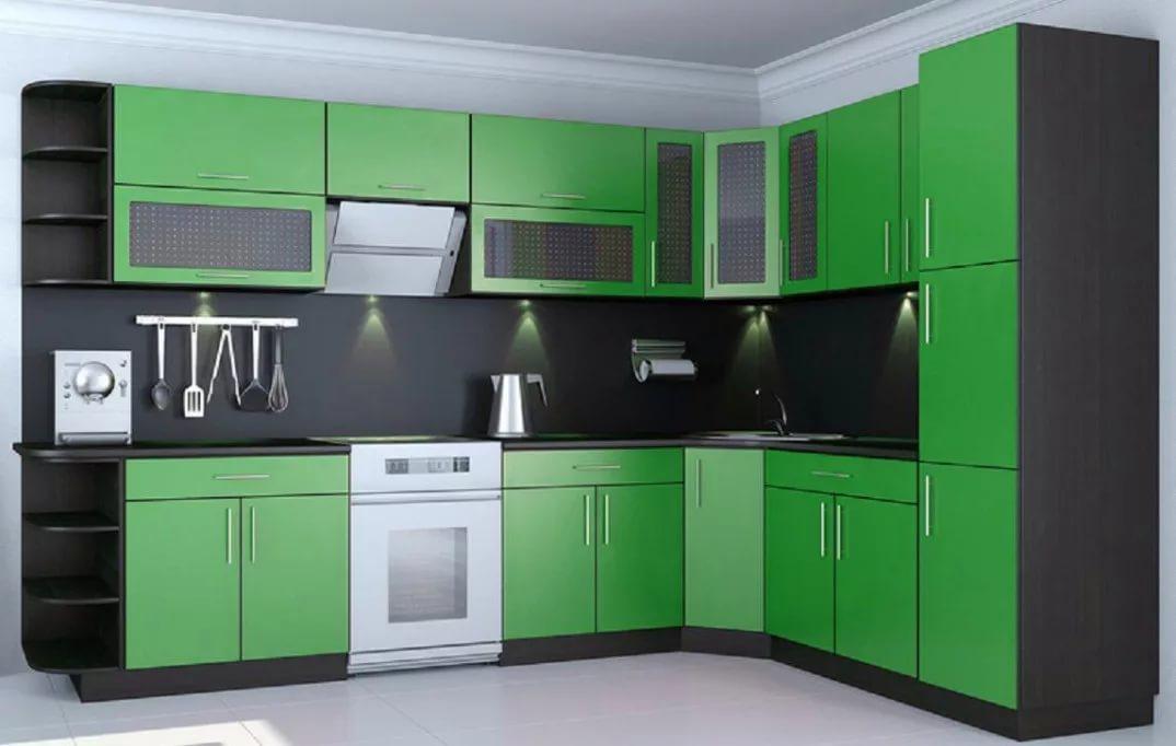 Дизайн интерьера кухни: распределяем пространство, стиль инт.