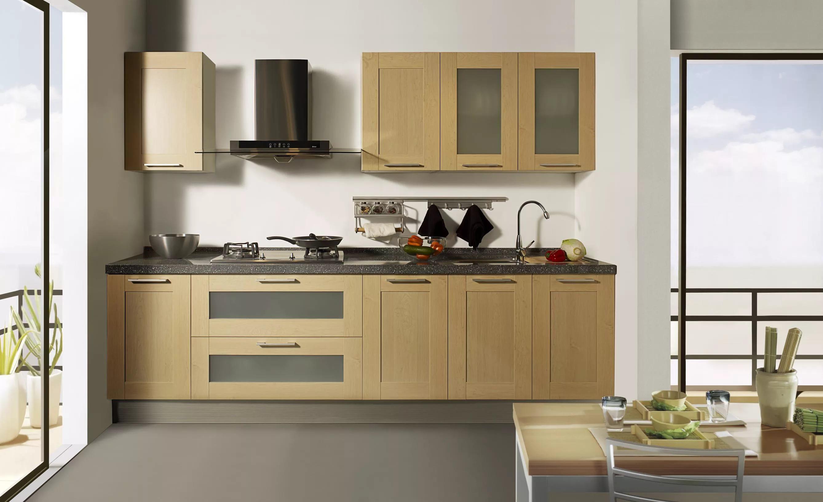 Кухонная мебель из мультиплекса