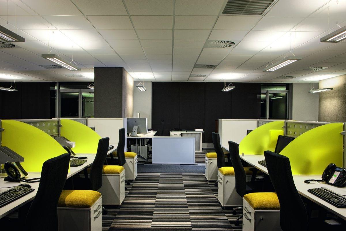 Линейная мебель для офиса