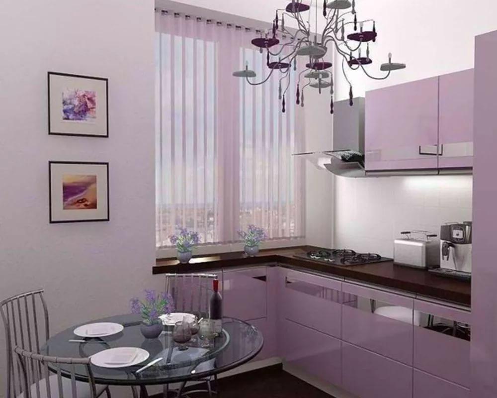 Интерьер маленькой кухни 9 кв. метров дизайн кухни - фото, о.