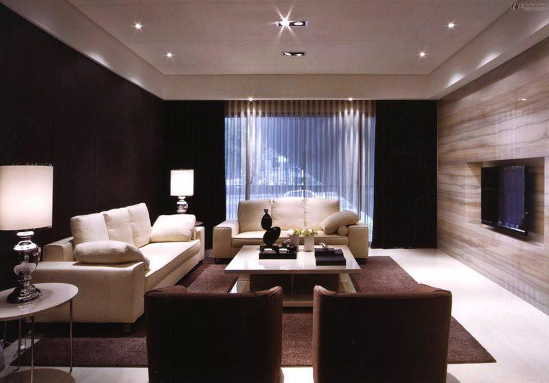 Мебель в гостиной комнате