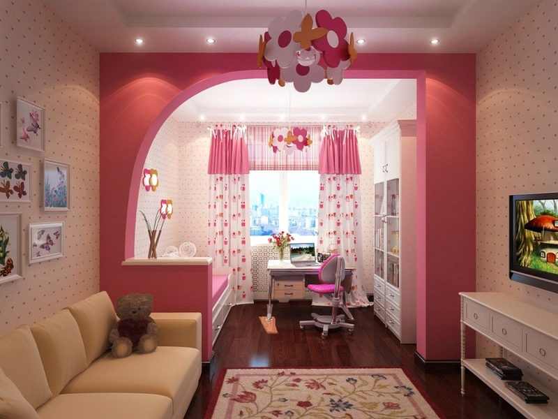 Место для ребенка в однокомнатной квартире