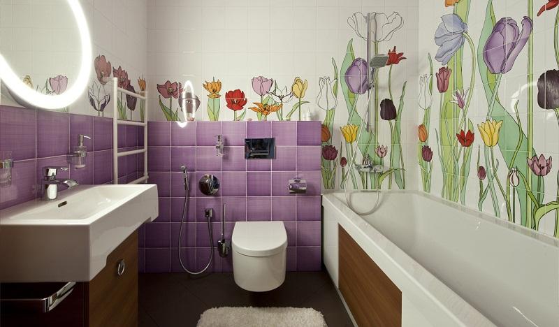 Место под ванной для моющих средств