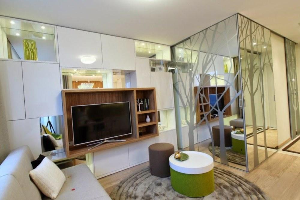 Оригинальный дизайн квартиры в хрущевке