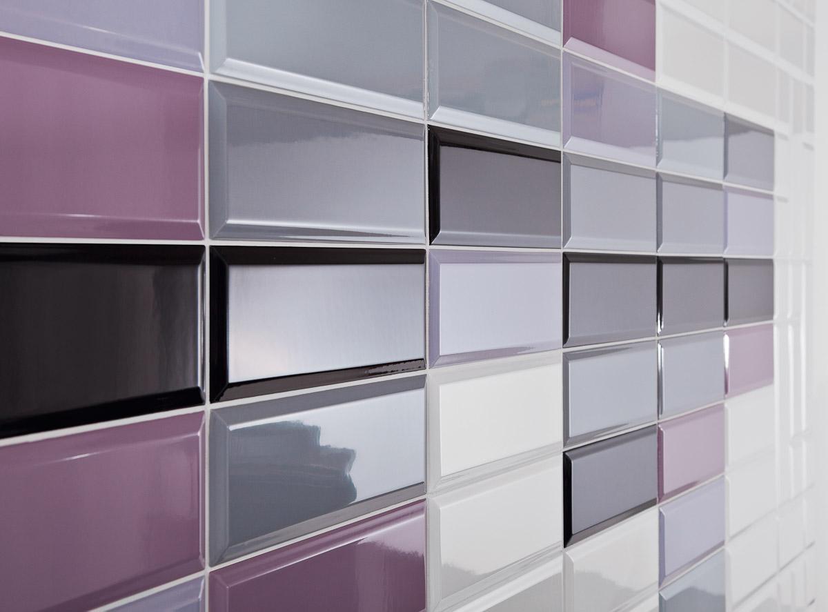 Отделка гардеробной керамической плиткой