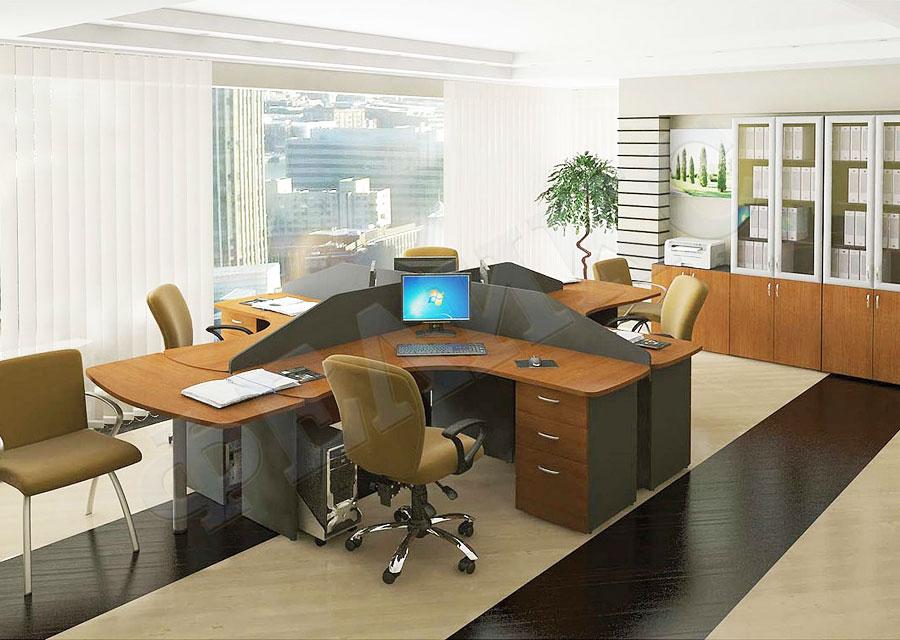 Офис в британском стиле