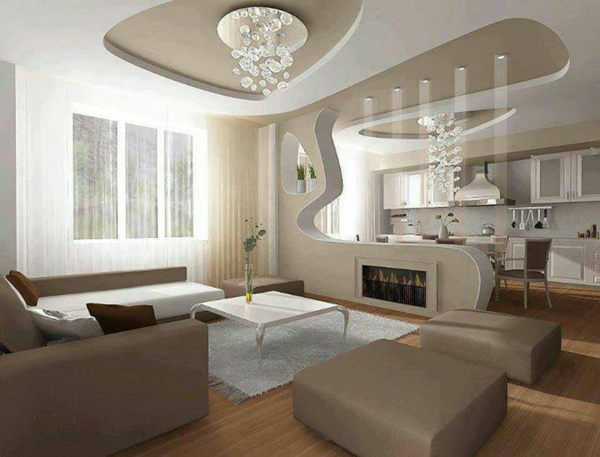 Оформление интерьера квартиры в новостройке