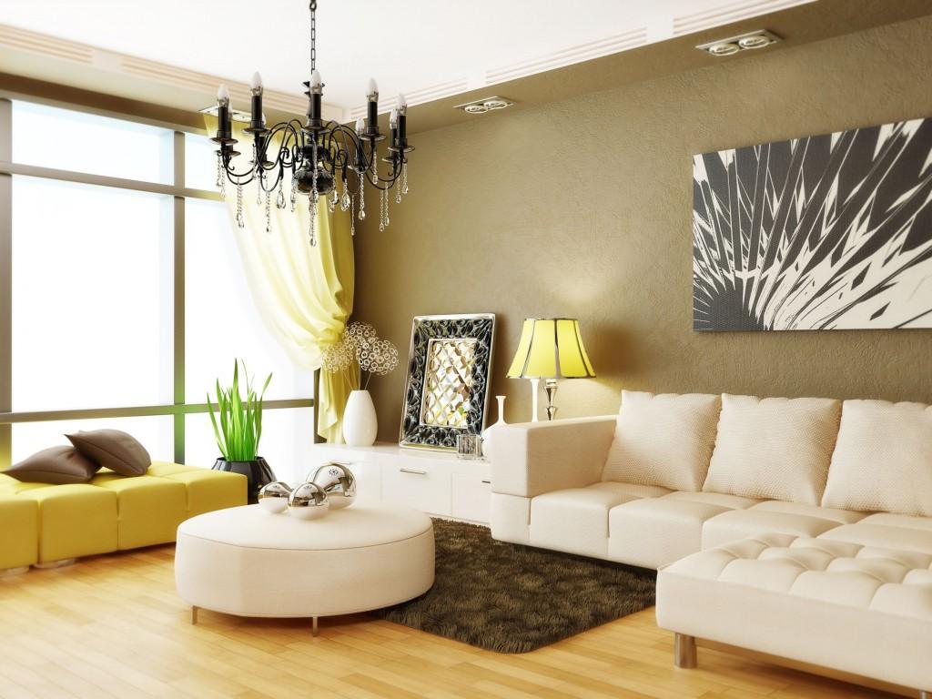 Расположение мебели в гостиной 15 кв. м