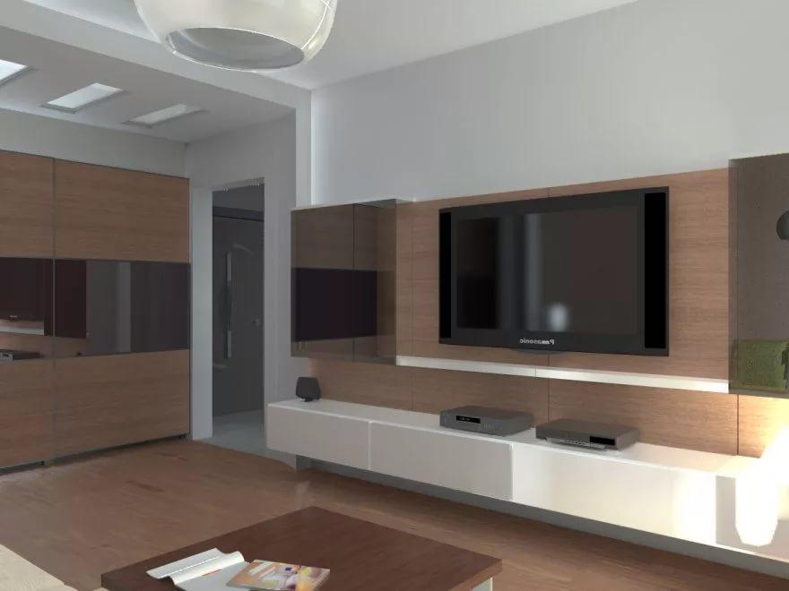 Стандартная планировка гостиной 15 м2