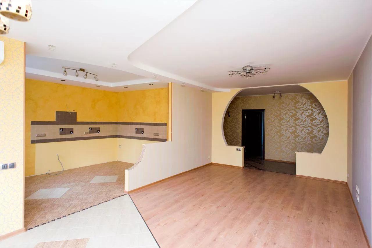 Стены в квартире в новостройке