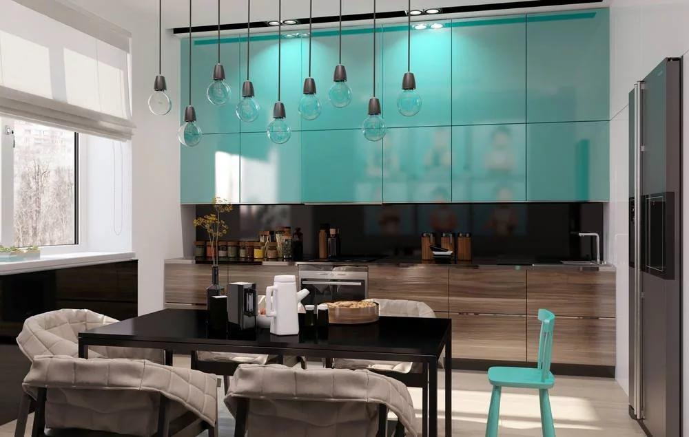 Стиль исполнения кухонной мебели