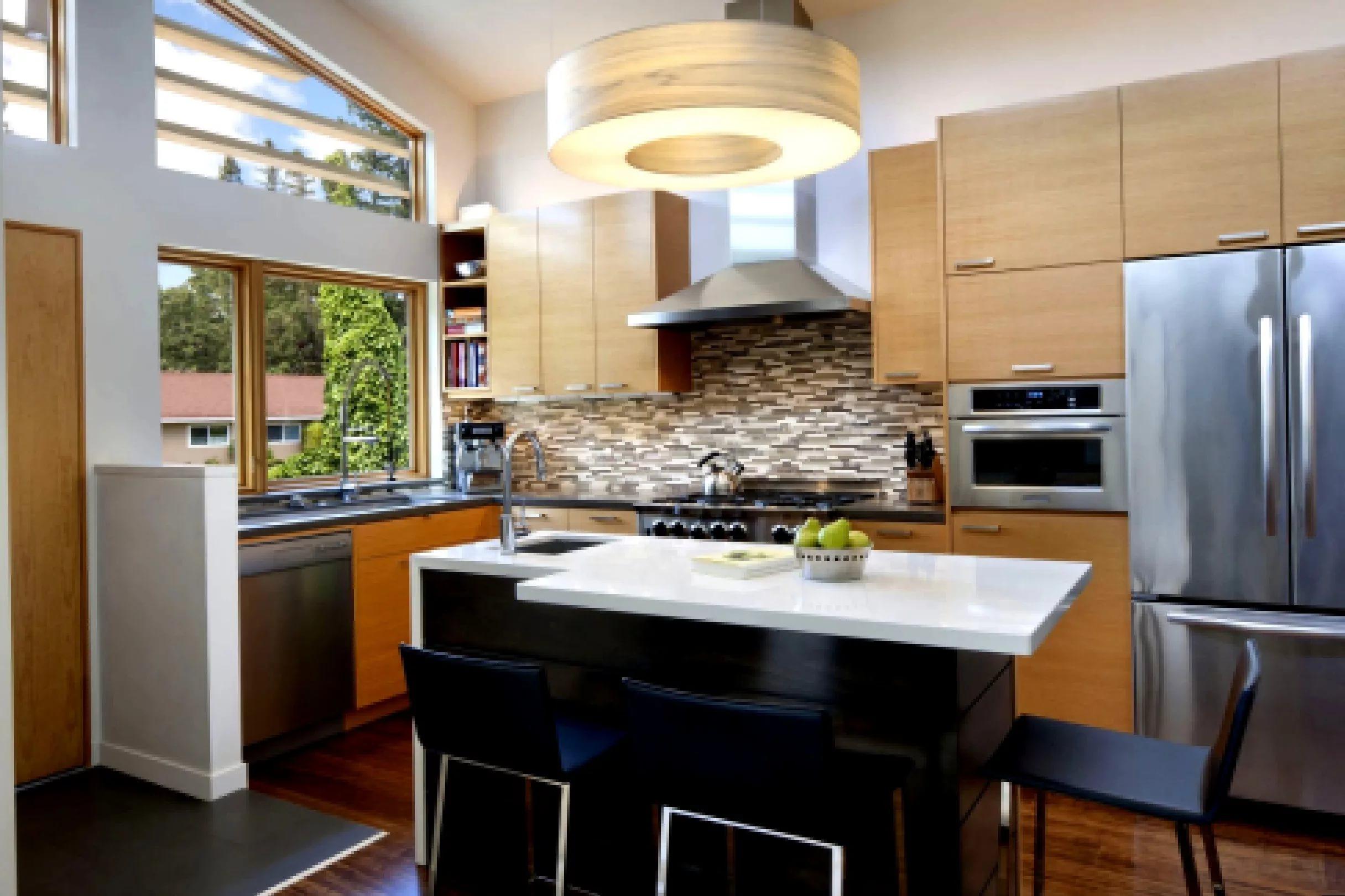 Увеличение кухни кухне 6 кв.м