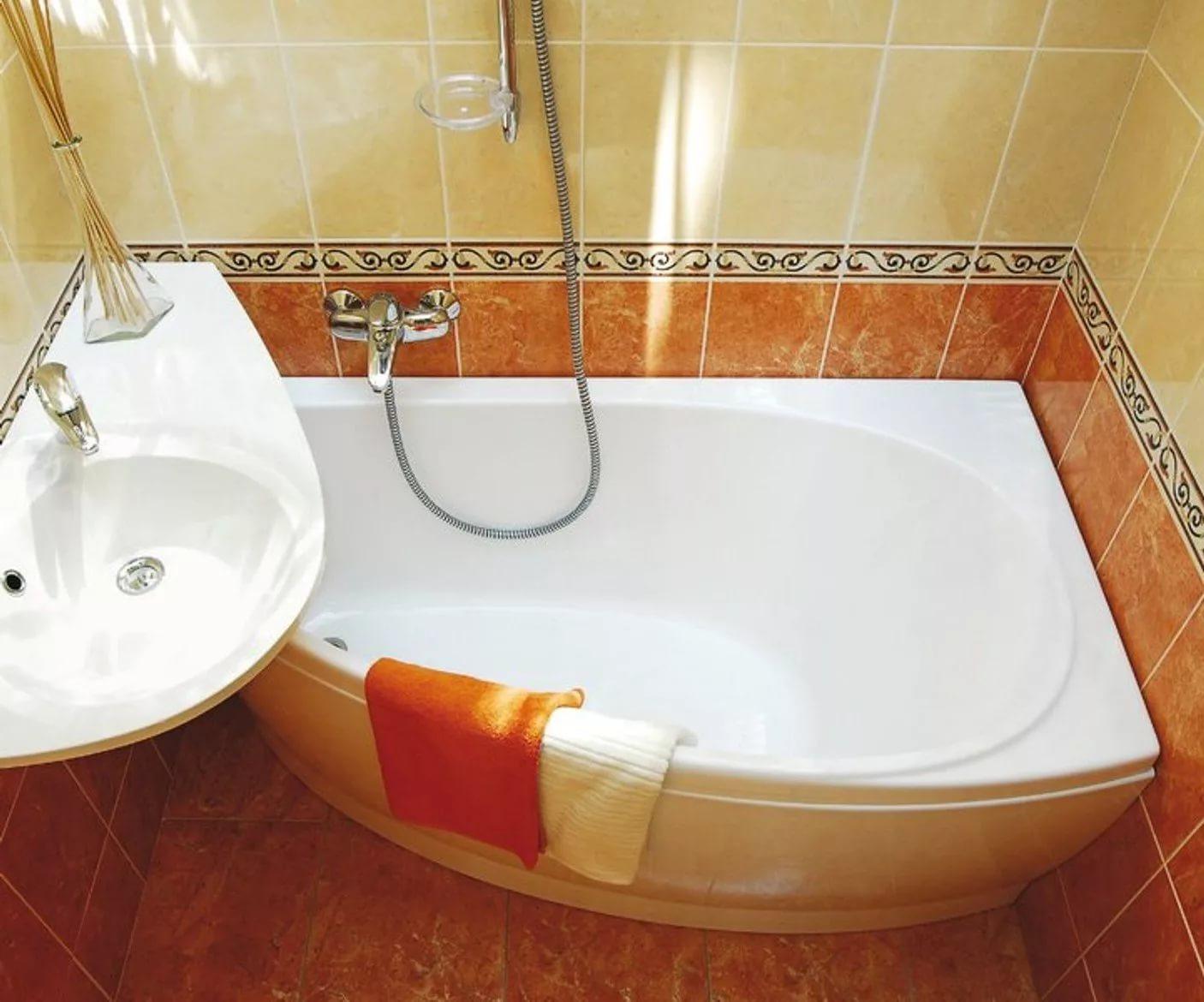 Экономия места в маленькой ванной