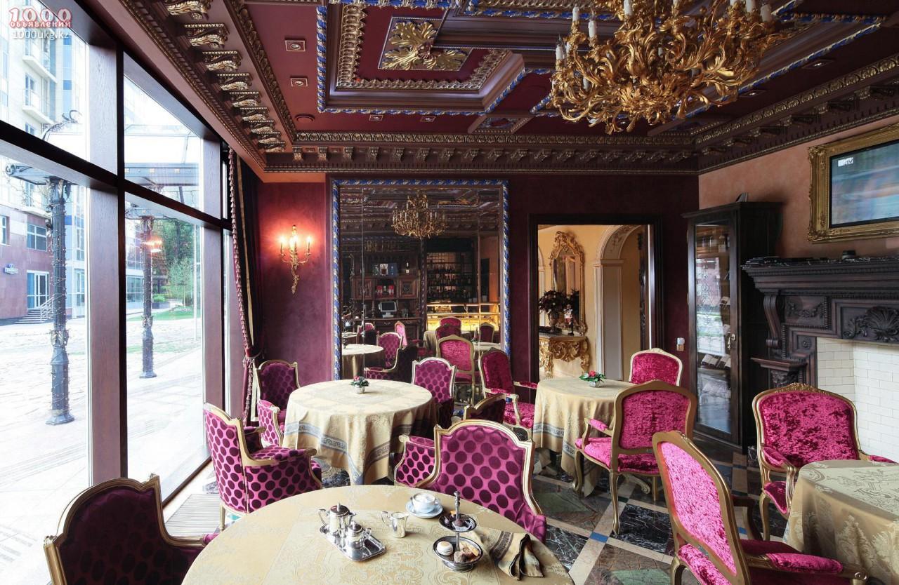 Дизайн кафе в классическом стиле