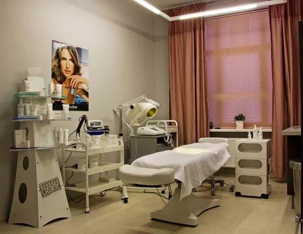 Косметологический кабинет в салоне красоты
