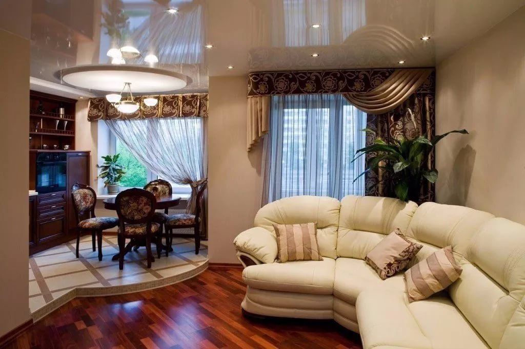 Малогабаритная квартира в классическом стиле