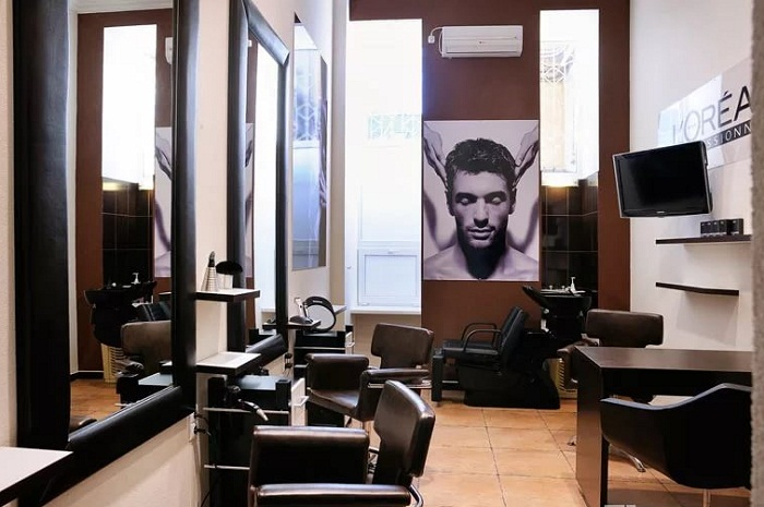Мужские салоны красоты