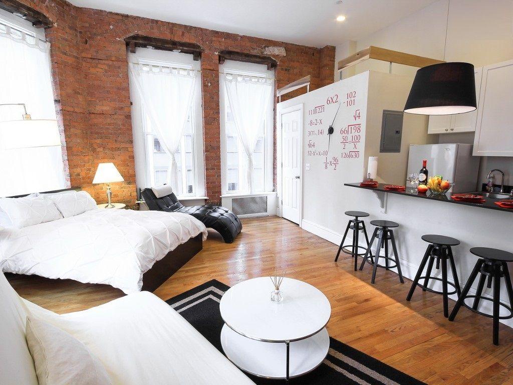 Увеличиваем пространство в малогабаритной квартире